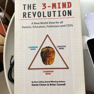 The 3-Mind Revolution