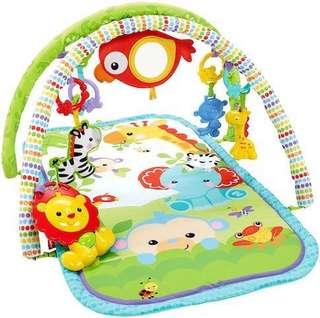 Fisherprice 3 in 1 Musical Baby Play Mat
