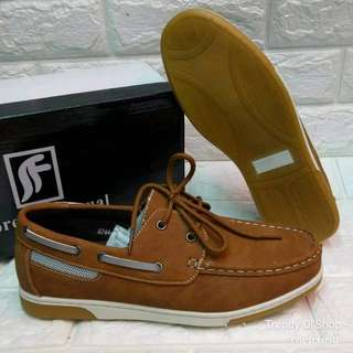 MENS FLORENCE CASUAL TOPSiDER