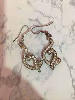 Baby Phat earrings