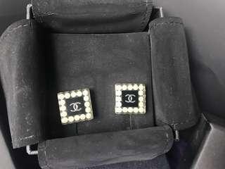 Chanel 耳環 100% New