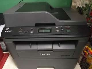 3-in-1 Photocopy, Scan and Automatic 2-sided Printing and Wireless Networking.   Contact: 09279453055