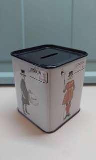 鐵皮錢罐Harrods money box