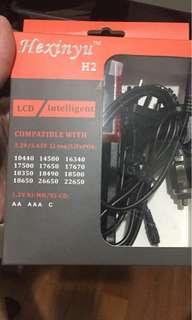 Battery charger li-ion li-fe etc