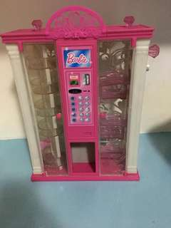 Barbie Accessories Organizer