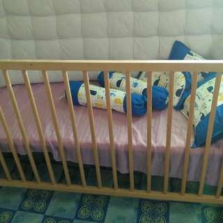 Set Katil Bayi