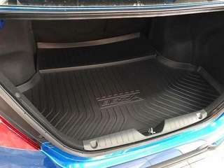 Rear Cargo Boot Tray for Perodua Bezza