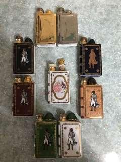 Camus 酒版8色全齊加天使共9支,全新沒有開幫朋友放有意聯繫。