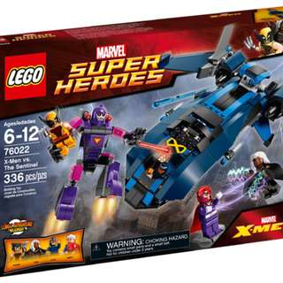 Lego 76022 Xmen vs The Sentinnel