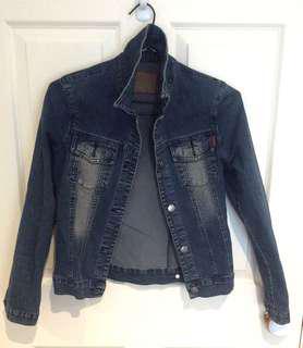 Vintage JUNK Jean Jacket