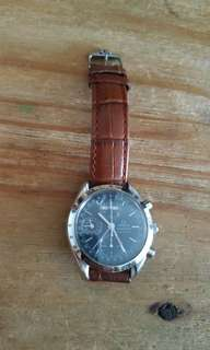 Omega watch, mechanical automatic