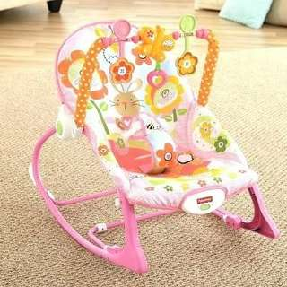 Fisher Price- Rocking Chair