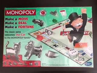 BNIB Monopoly classic