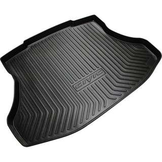 Rear Boot Tray for Honda Civic FD 2006 to 2011