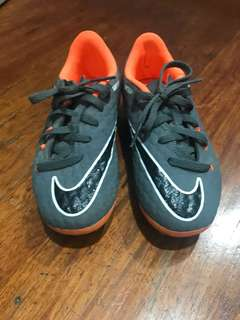 Nike Kids soccer shoes