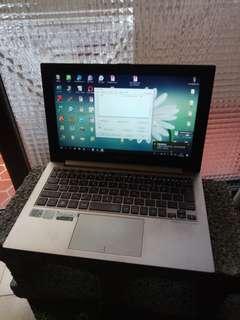 🚚 ASUS Ultrabook ux21a i7