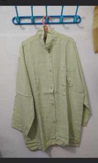 G house shirt oversized pastel