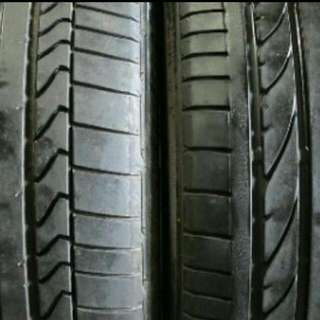 Bridgestone 235 50 19 Harrier Freelander2 Q5