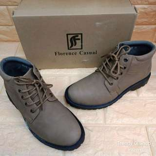 MENS FLORENCE CASUAL BOOTS