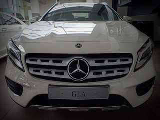 GLA 200 AMG Line