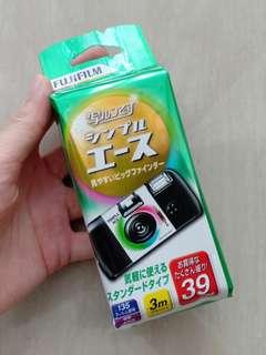 Disposable camera - FUJIFILM