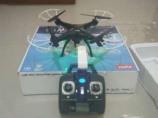 HD DRONE 2.5MP ( ZYMA X5sw)
