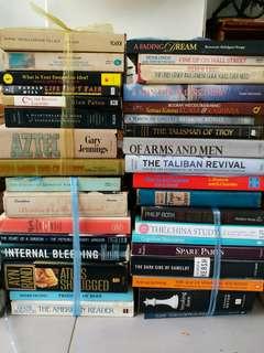 Books Novels