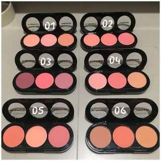 💄 Mac Cosmetics Blush Blusher 3 in 1