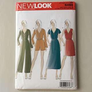 New Pattern / Dress & Romper