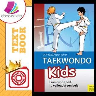 Taekwondo Kids by Volker Dornemann
