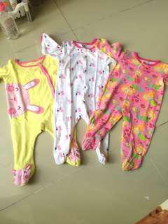 Baby Jumpsuit Bundle