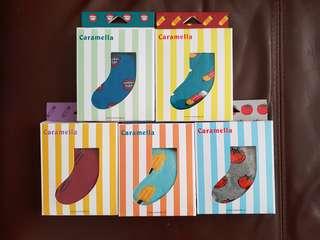 Caramella cute socks