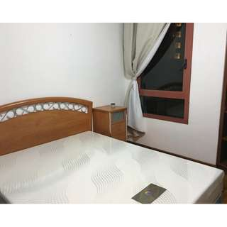 Master Room Plus Living Room @ Tanah Merah Kechil Road For Rent