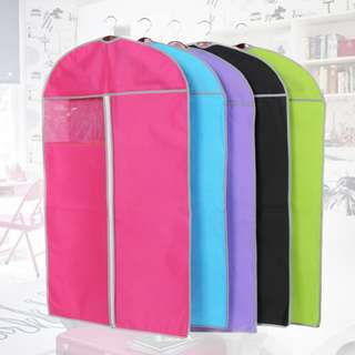 🚚 Closet Storage Bags For Clothes Dustproof Dress Suit Cover Protector Bags (L/XL)