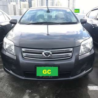 Toyota Axio RENTING OUT CHEAPEST RENT FOR Grab/Ryde/Personal