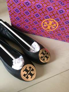 Tory Burch Travel Flat