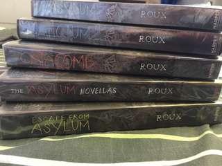 Asylum Complete series by Madeleine Roux
