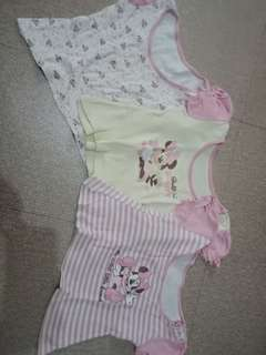 Minnie mouse tops