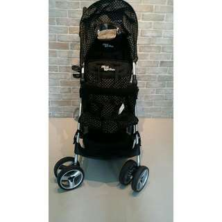 Mini Walker Tandem Double Twin Stroller