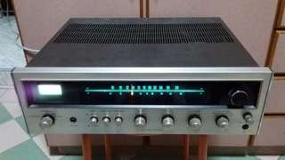 Vintage Kenwood FM Tuner Amplifier (1973)