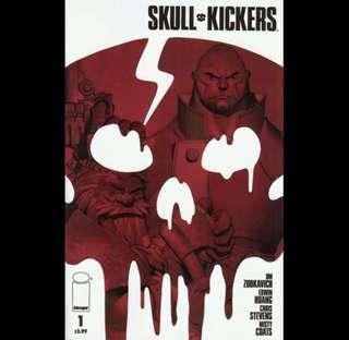 SKULL KICKERS #1 (2010)