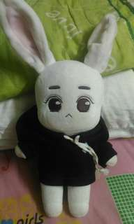 EXO SUHO DOLL WATERRABBIT MYEON