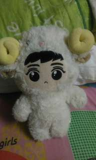 EXO SUHO DOLL SUHO SHEEp
