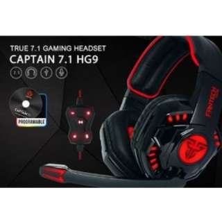 FANTECH HG9 CAPTAIN7.1 GAMING HEADPHONE