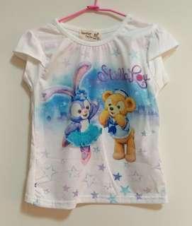 🚚 女童兔子熊熊上衣