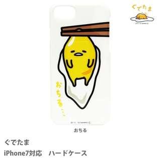 日本蛋黃哥iphone 7/8硬殼