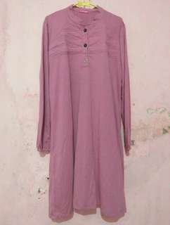 Tunik Simple Pink