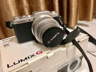 Mirrorless Lumix G Series DMC-GF7K