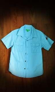 Bossini Kids - Boy's Shirt (size 120)