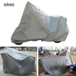 Bike Cover for Class 2 and similar big bikes with box
